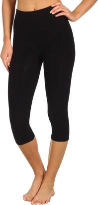 Spanx Black Capri Leggings Medium