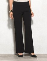 dressbarn roz&ALI Secret Agent Trouser Pants Petite