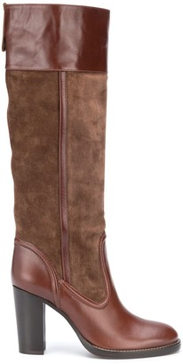 Chloé Emma high boots