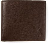 Polo Ralph Lauren billfold wallet - men - Leather - One Size
