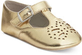 Kenneth Cole Reaction Baby Girls' Baby Mela Dot Layette Shoes