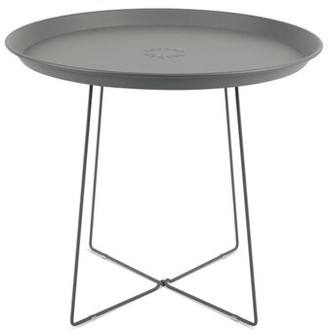 Fatboy Plat-o Tray Table Color: Grey