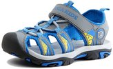 Sanfeet Toddler Kids Boys Skidproof Summer Soft Comfortable Sandals 35
