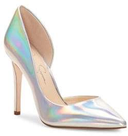 Jessica Simpson Pheona Pointy d'Orsay Pumps