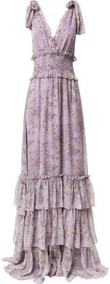 Alexis Tiered Maxi Dress