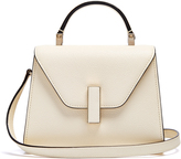 Valextra Iside mini grained-leather bag