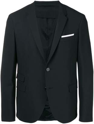 Neil Barrett two-button blazer