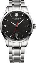 Victorinox Men's Automatic Alliance Stainless Steel Bracelet Watch 40mm 241669