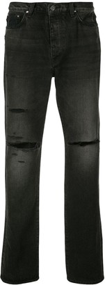 Amiri Thrasher loose jeans