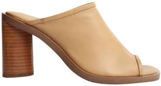 Tony Bianco Macan Honey Sheep Nappa Heels