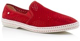 Rivieras Sultan 30° Perforated Slip On Sneakers