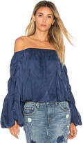 Lovers + Friends x REVOLVE Laura Blouse