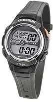 Freegun Boy's Quartz Watch with Black Dial Digital Display and Plastic Black - EE5165