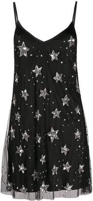 P.A.R.O.S.H. sequin-embellished star dress