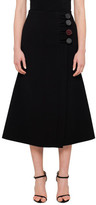CHRISTOPHER ESBER Levels Resin Button Skirt