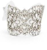 Nina Women's Crystal Tie Bracelet
