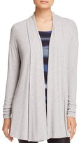 Three Dots Deidre Ribbed Cardigan