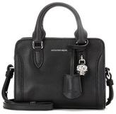 Alexander McQueen Padlock Mini leather shoulder bag
