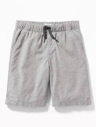 Old Navy Built-In Flex Twill Jogger Shorts for Boys