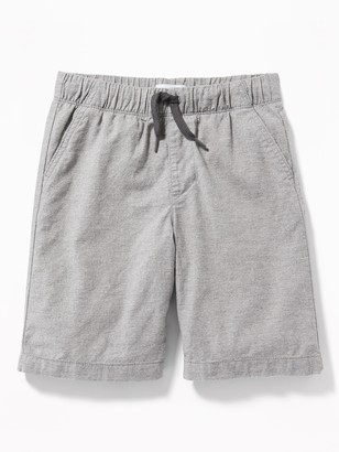 Old Navy Built-In Flex Twill Jogger Shorts for Boys