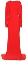 Stella McCartney Long Crêpe Gown