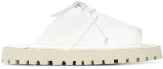 Marsèll Lace-Up Detail Sandals