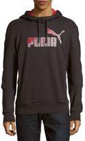 Puma Hero Cotton-Blend Hoodie