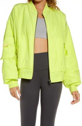 Alo It Girl Bomber Jacket