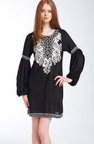 'Jaslene' Embroidered Tunic Dress