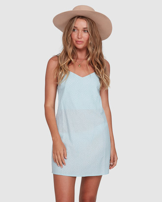 Billabong Blue Candy Dress