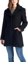 Laundry by Shelli Segal Black Wool-Blend Jacket