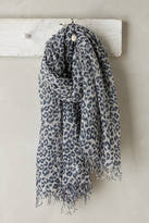 Chan Luu Spotted Cashmere Scarf