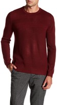 Ted Baker Rossi Mixed Stitch Long Sleeve Crew Neck Shirt