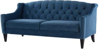 Jennifer Taylor Ken Upholstered Button Tufted Sofa
