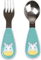 Skip Hop Unicorn Zoo Utensil Set