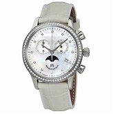 Maurice Lacroix Women's LC1087-SD501-160 Les Classiques Analog Display Analog Quartz White Watch