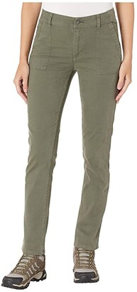 Toad&Co Earthworks Pants (Beetle) Women's Clothing