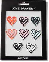 Love Bravery Patch Stickers, Only at Macy's