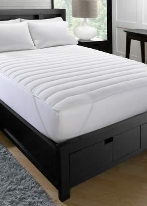 """Ella Jayne Home Big & Soft Fiber Bed Cal King Mattress Pad - 72\""""x84\"""""""