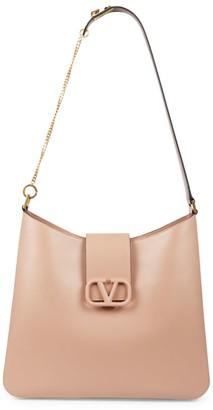 Valentino Garavani VSling Leather Hobo Bag