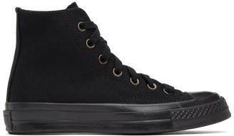 Converse Black Monochrome Chuck 70 High Sneakers
