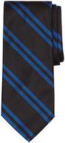 Brooks Brothers Textured Double Stripe Tie