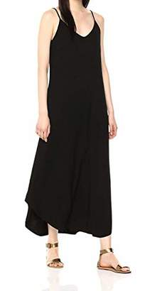 Michael Stars Women's Rylie Rayon Front-to-Back Maxi Dress