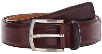 Magnanni Tanner (Tabaco) Men's Belts