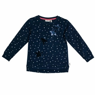 Salt&Pepper Salt and Pepper Girls' Daydream Sternchen-Allover Wendepailletten Sweatshirt