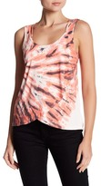 Green Dragon Tulip Layered Tank