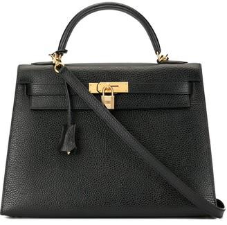 Hermes 2001 pre-owned Kelly 32 2way hand bag