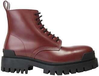 Balenciaga Strike High Top Boots