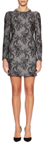 Plenty by Tracy Reese Lace Cut Out Flared Dress