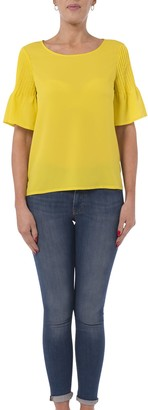 French Connection Classic Crepe Light Top